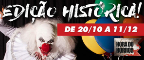 Hora do Horror 2016