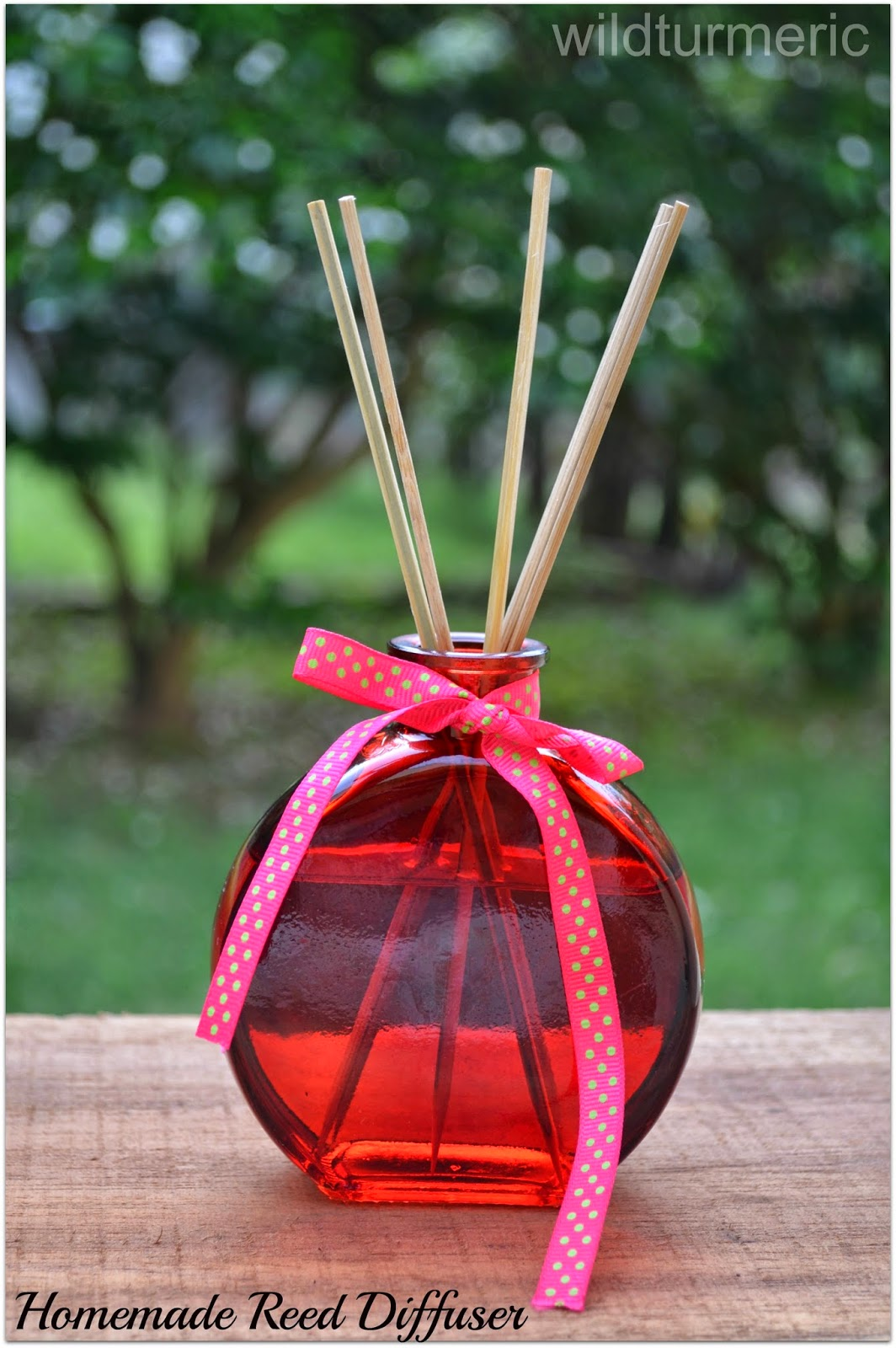 DIY: How To Make Your Own Reed Diffuser With Essential ...