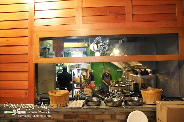 G3 Kitchen & Bar @ Bangsar