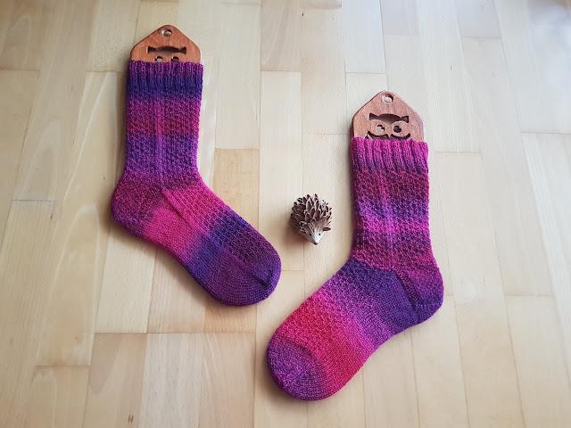 Les chaussettes de tous les jours d'Hermione de Erica Lueder