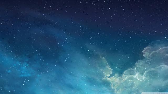 hình nền cho máy tính bầu trời sao