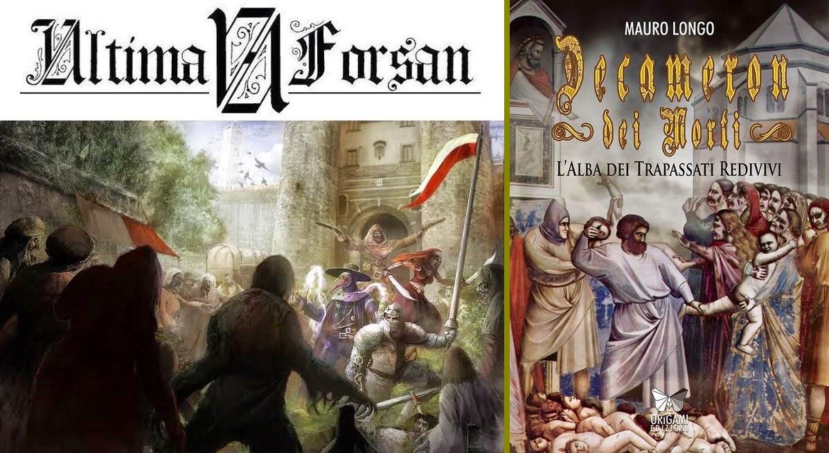 Ultima Forsan + Decameron dei Morti