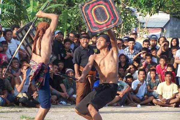 Presean Sasak Lombok