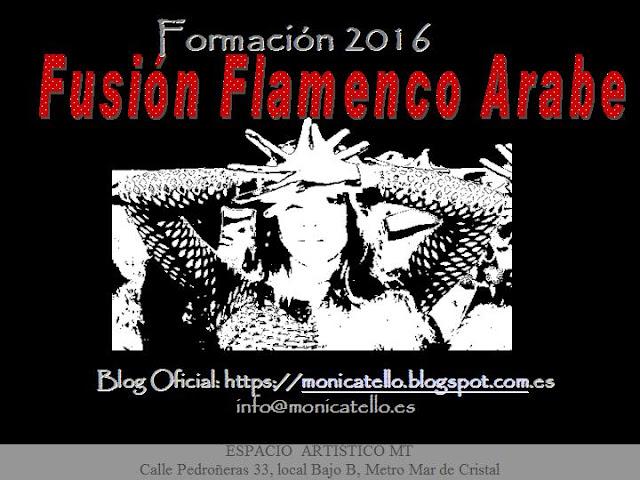Curso Intensivo de Formación Flamenco Árabe