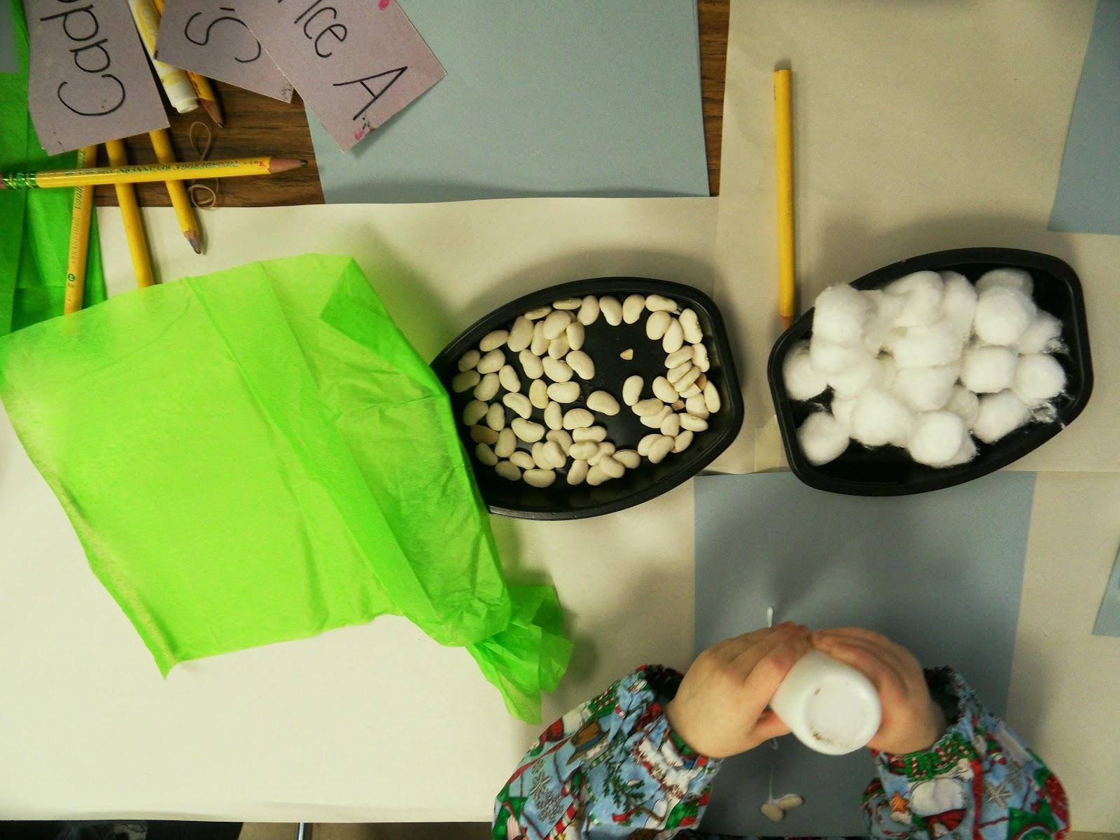 My Adventures In Preschool Jack And The Beanstalk