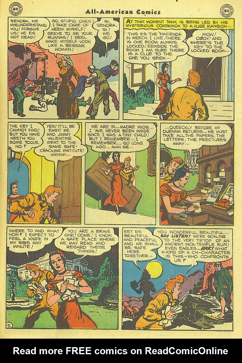 Read online All-American Comics (1939) comic -  Issue #83 - 45