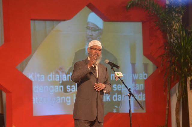 Beralasan Renovasi, Zakir Naik Dilarang Ceramah di Stadion GBK Jakarta