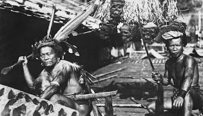 Suku Dayak Ngayau