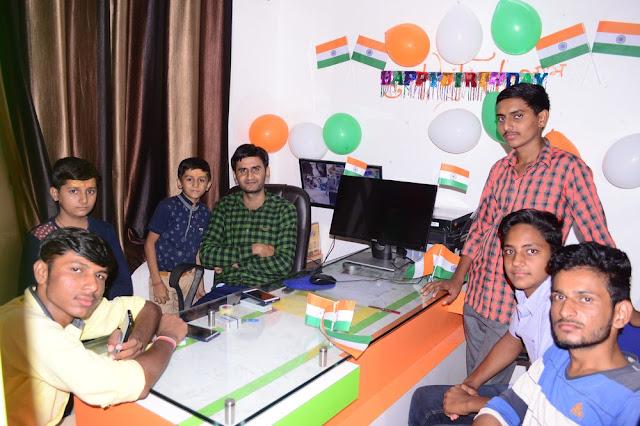 The Jayhooo Infotech birthday
