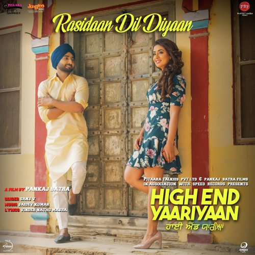 High End Yaariyaan (2019) Punjabi 720p WEB-DL 1.1GB ESubs Free Downlaod