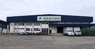 Lowongan Paling Terbaru Desember 2017 PT Sakura Java Indonesia