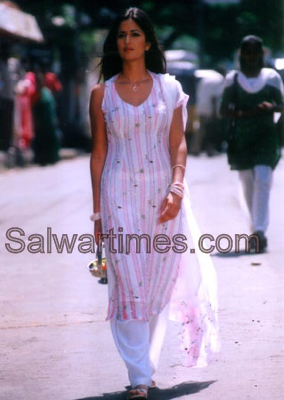 She Fashion Club Katrina Kaif In Kameez And Salwar