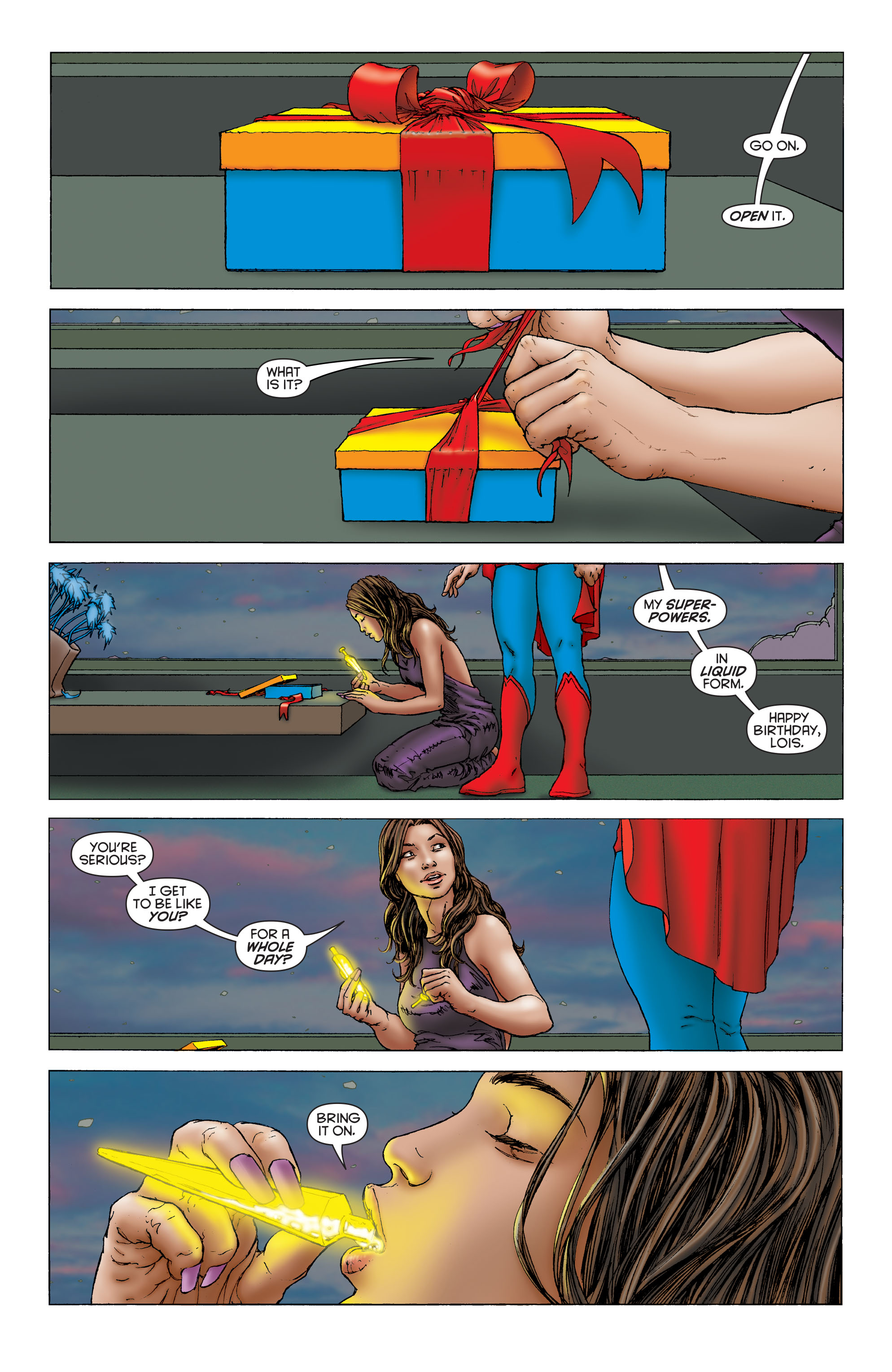 Read online All Star Superman comic -  Issue #3 - 2