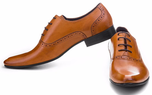 Oxford Genuine Leather Shoes