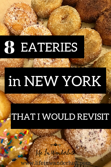 8 Best Places to Eat in New York