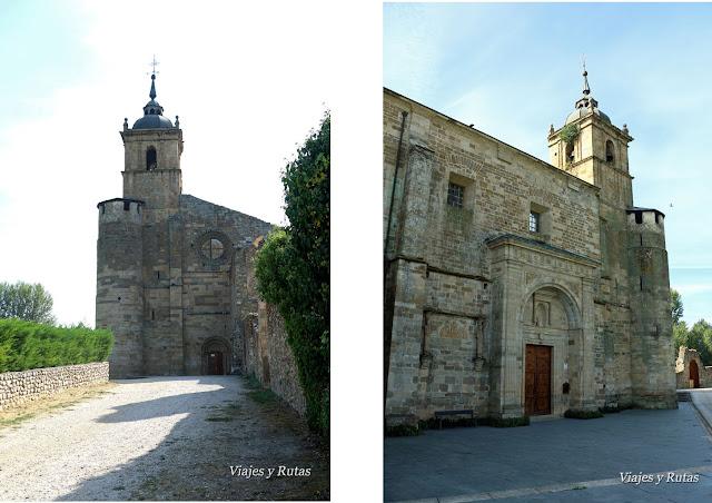 Iglesia del Monasterio de Santa María de Carracedo