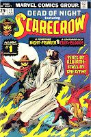 Dead of Night v1 #11 - Bernie Wrightson marvel horror 1970s bronze age comic book cover art