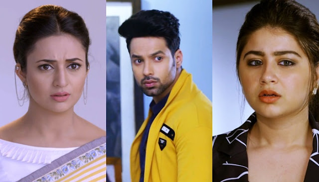 High Voltage Drama : Karan and Ruhi's clash ahead in Yeh Hai Mohabbatein