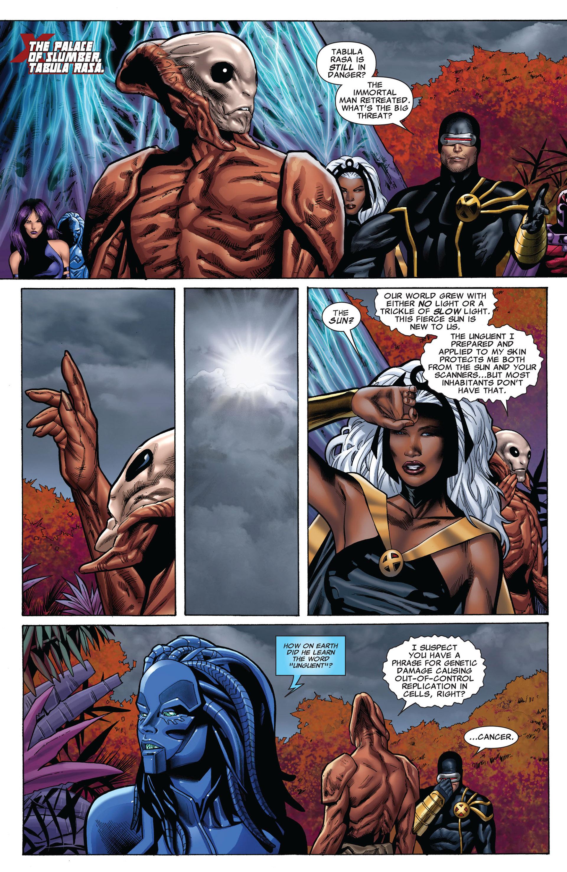 Read online Uncanny X-Men (2012) comic -  Issue #8 - 3