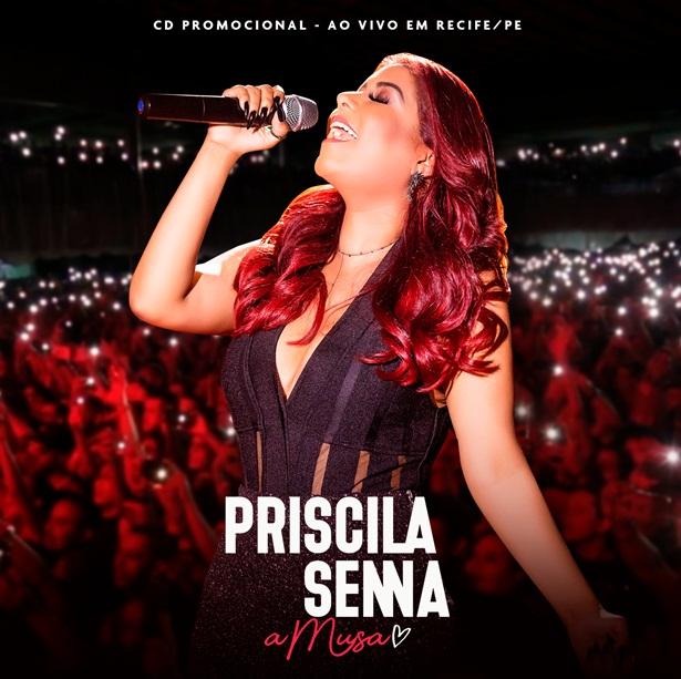 Priscila Senna - Musa 10 Anos (CD 2020)