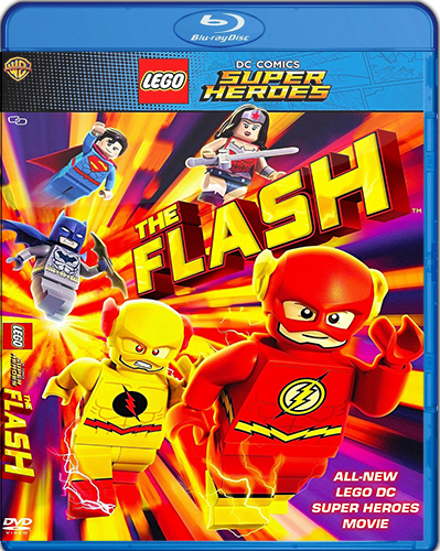 Lego DC Comics Super Heroes: The Flash [2018] [BD25] [Español]