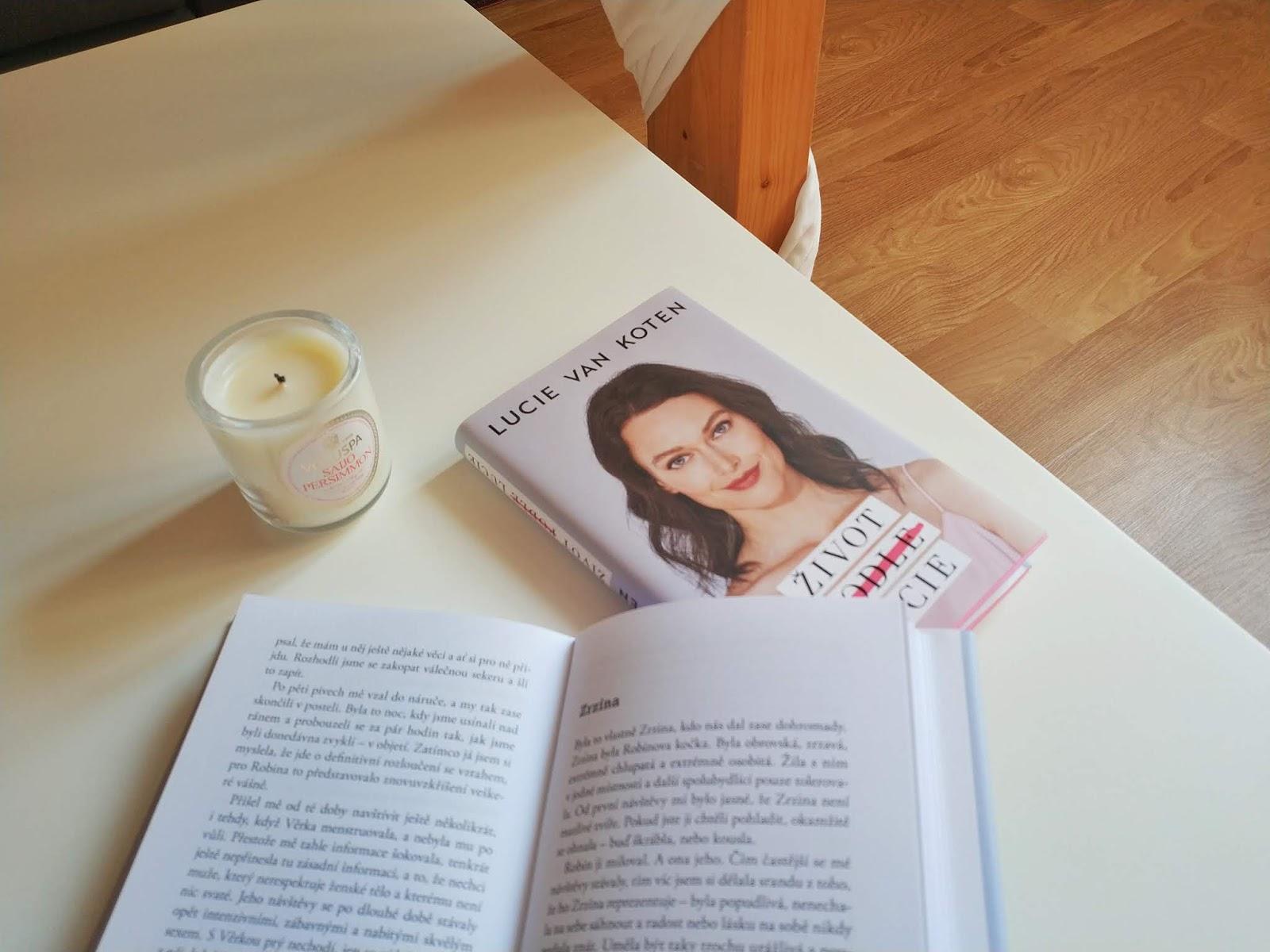 9cb23db7a Ukázka z knihy: Zrzina | Život Podle Lucie | Bloglovin'
