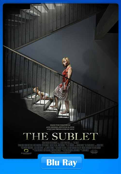 The Sublet 2015 480p BRRip 250MB x264 Poster