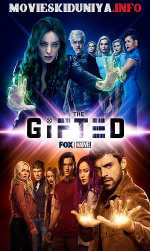 The Gifted (S02) Season 2 Full English Download 480p 720p HEVC All Episodes
