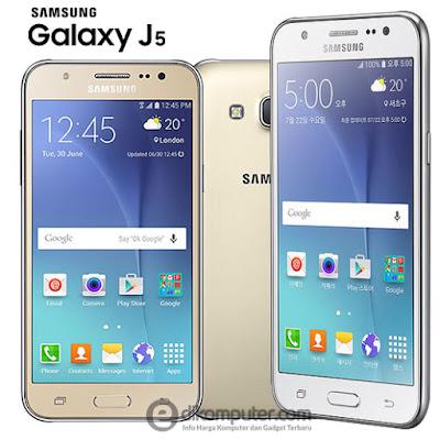 Harga Smartphone Samsung Galaxy J5 Terbaru