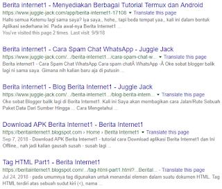 """hasil pencarian inurl: """"berita-internet1"""""""