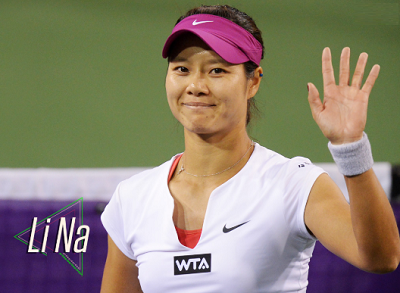 Information About Li Na Chinese Tennis Player