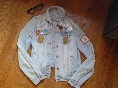 denim bullhead pacsun jean jacket