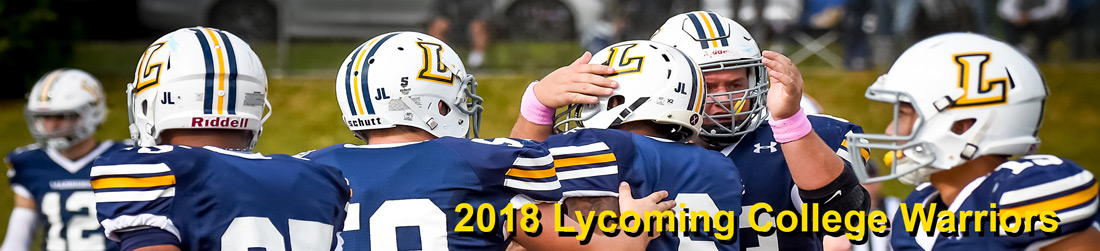 LYCOMING FOOTBALL