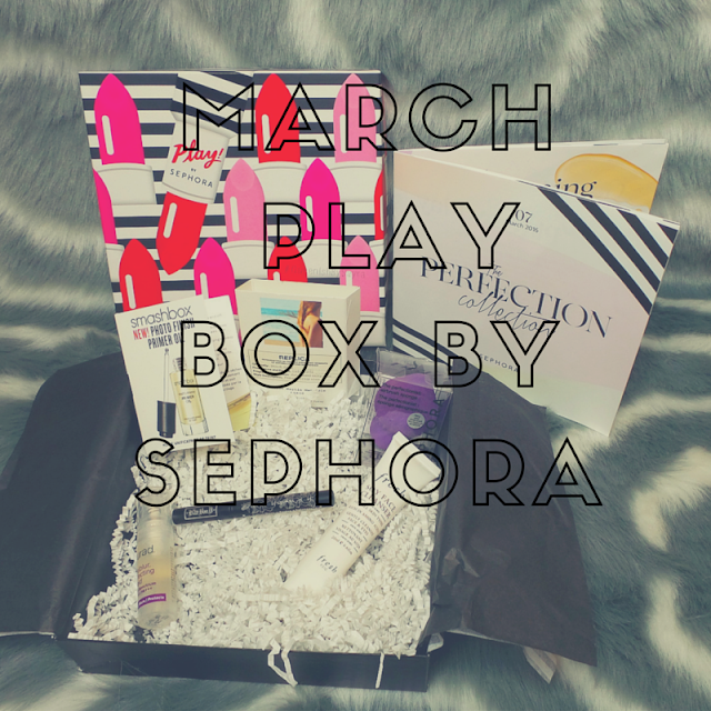 March Play By Sephora