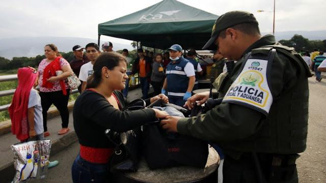 Colombia endurecerá controles migratorios en la frontera con Venezuela