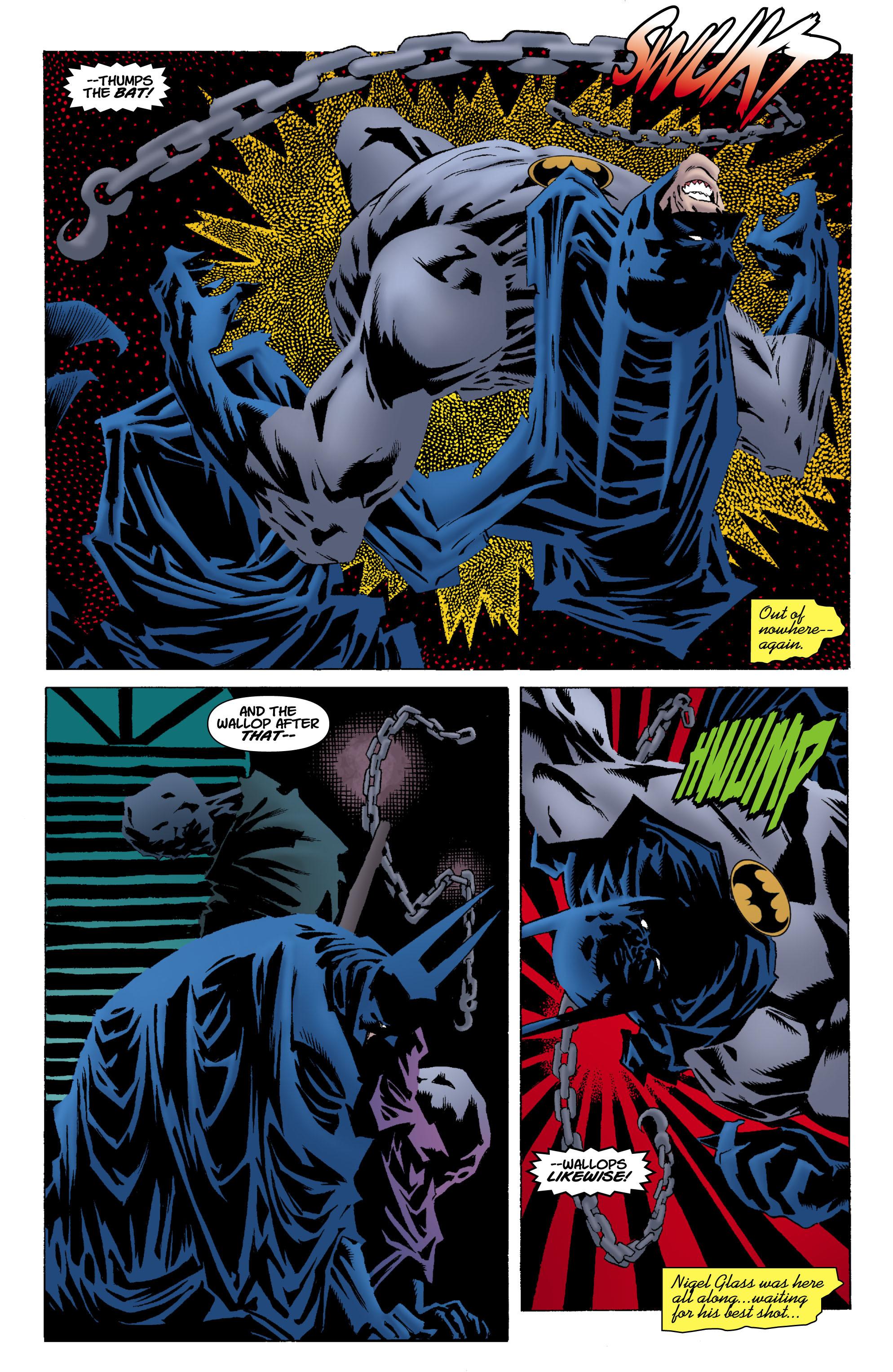 Read online Batman: Unseen comic -  Issue #4 - 10