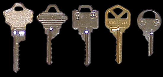 Toda chave é diferente - Elas repetem o segredo - Qual a chance de outra chave ser igual a sua - Img1