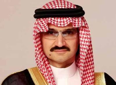 أغرب ما قام بشرائه الأمير الوليد بن طلال لن تصدق ماذا اشترى ب130 الف دولار !