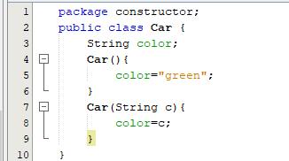 Constructors (Lesson-29)