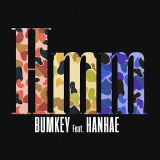 Lirik Lagu Bumkey - Hmm (Feat. Hanhae) Lyrics