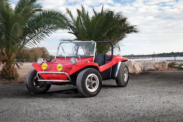 Die Buggy Auktion bei RM Sotheby's in Monaco | Eine Automobil-Legende wird versteigert