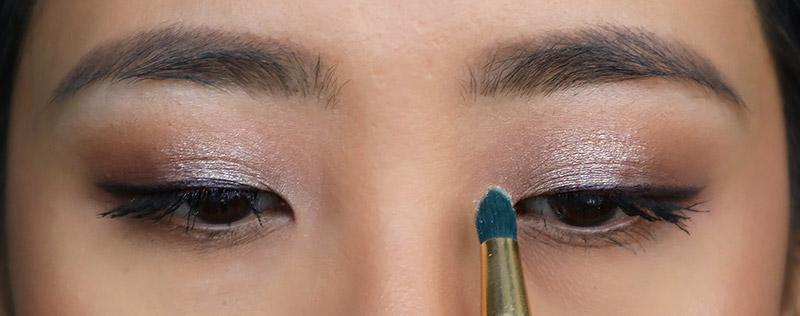 Kat Von D MetalMatte Eyeshadow Tutorial for beginners