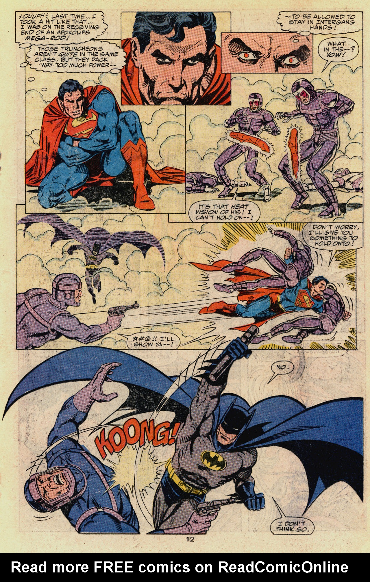Read online Action Comics (1938) comic -  Issue #654 - 19