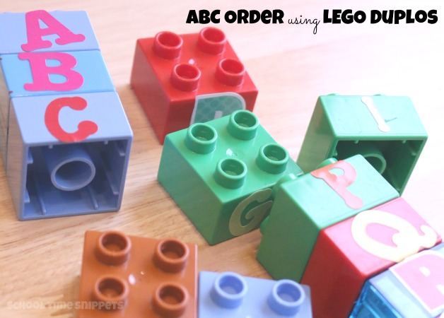 alphabet sequencing for preschoolers