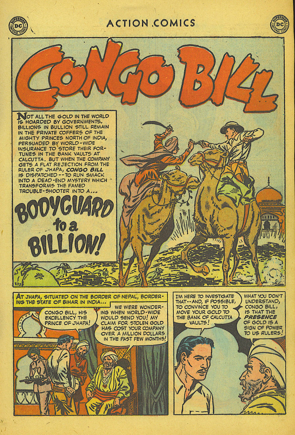 Read online Action Comics (1938) comic -  Issue #157 - 14