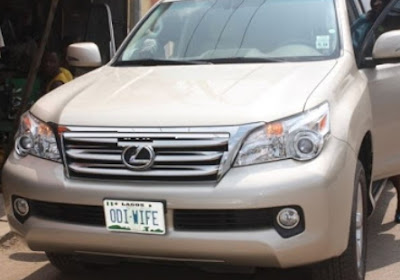mercy johnson new jeep