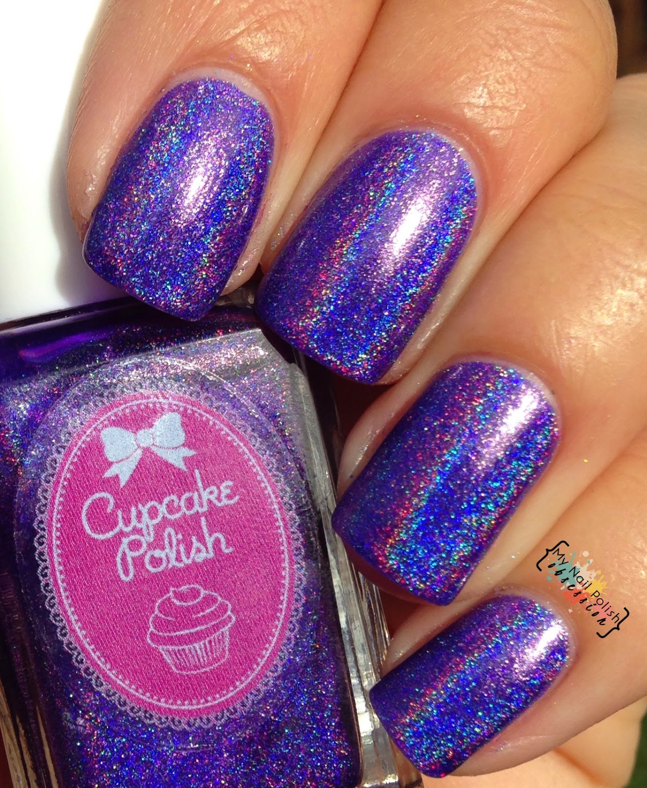 Cupcake Polish Yule Be Missing Me