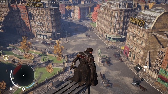 Assassins Creed Syndicate pc gameplay
