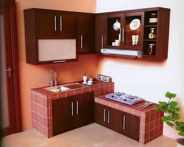 Kitchen Set Keramik
