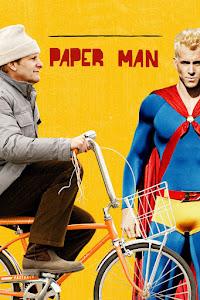 Paper Man Poster